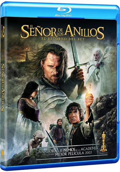 El Señor De Los Anillos: El Retorno Del Rey (Blu-Ray) (The Lord Of The Rings: The Return Of The King)