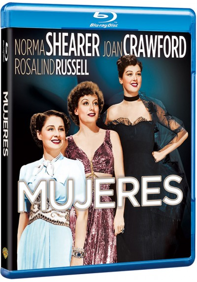Mujeres (1939) (Blu-Ray) (The Women)