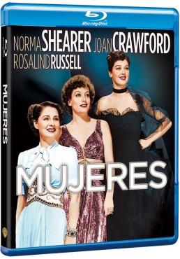 Mujeres (1939) (Blu-Ray) (The Women)