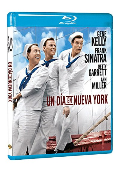 Un Día En Nueva York (Blu-Ray) (On The Town)