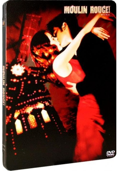 Moulin Rouge - Estuche Metálico