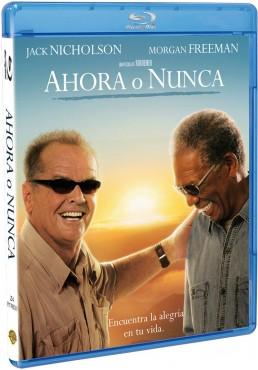 Ahora O Nunca (2007) (Blu-Ray) (The Bucket List)