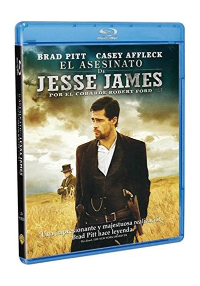 El Asesinato De Jesse James Por El Cobarde Robert Ford (Blu-Ray) (The Assassination Of Jesse James)