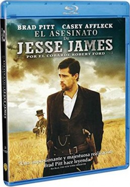 El Asesinato De Jesse James Por El Cobarde Robert Ford (Blu-Ray) (The Assassination Of Jesse James)