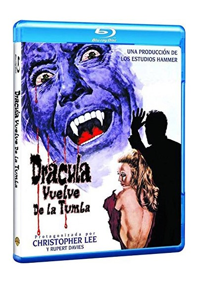 Drácula Vuelve De La Tumba (Blu-Ray) (Dracula Has Risen From The Grave)