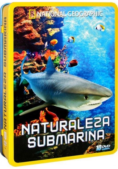 Pack Naturaleza Submarina (National Geographic)