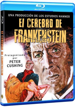 El Cerebro De Frankenstein (Blu-Ray) (Frankenstein Must Be Destroyed)
