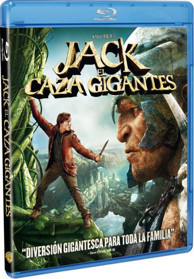 Jack El Caza Gigantes (Blu-Ray) (Jack The Giant Slayer)