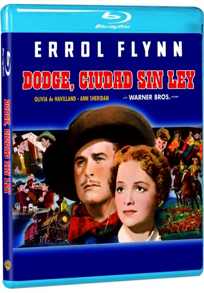 Dodge, Ciudad Sin Ley (Blu-Ray) (Dodge City)