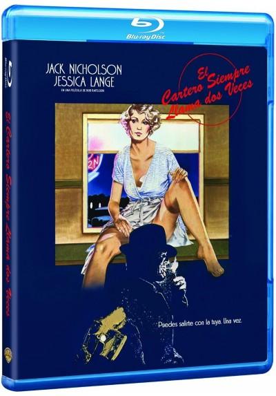 El Cartero Siempre Llama Dos Veces (1981) (Blu-Ray) (The Postman Always Rings Twice)