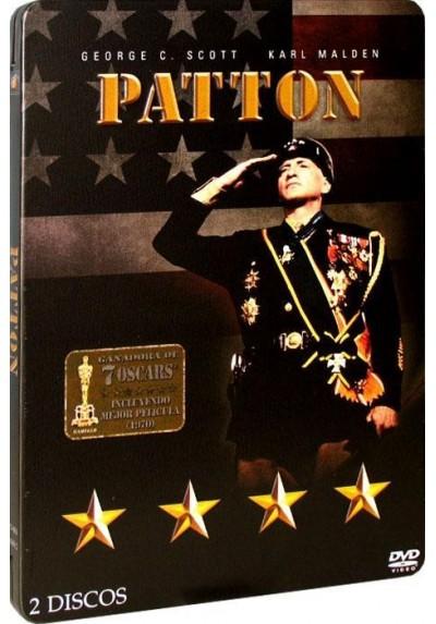 Patton - Estuche Metálico
