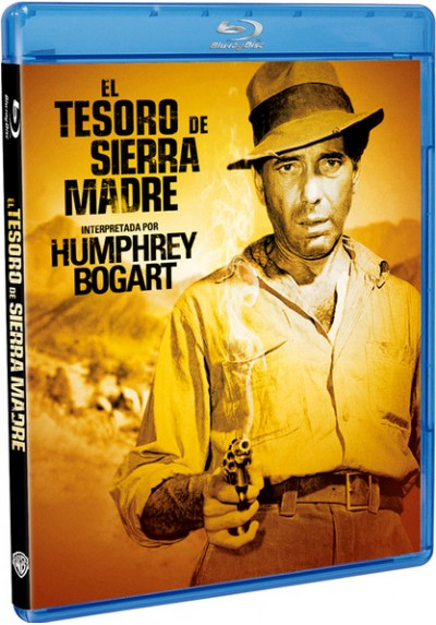 El Tesoro De Sierra Madre (Blu-Ray) (The Treasure Of The Sierra Madre)