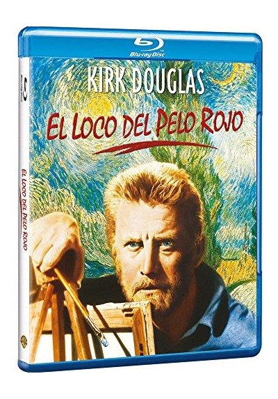 El Loco Del Pelo Rojo (Blu-Ray) (Lust For Life)