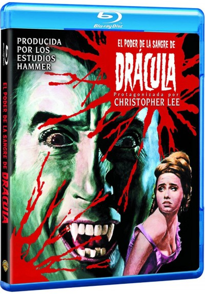 El Poder De La Sangre De Drácula (Blu-Ray) (Taste The Blood Of Dracula)