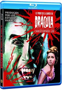 El Poder De La Sangre De Drácula (Blu-Ray) (Taste The Blood Of Dracula)