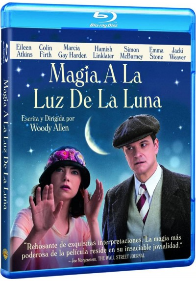 Magia A La Luz De La Luna (Blu-Ray) (Magic In The Moonlight)