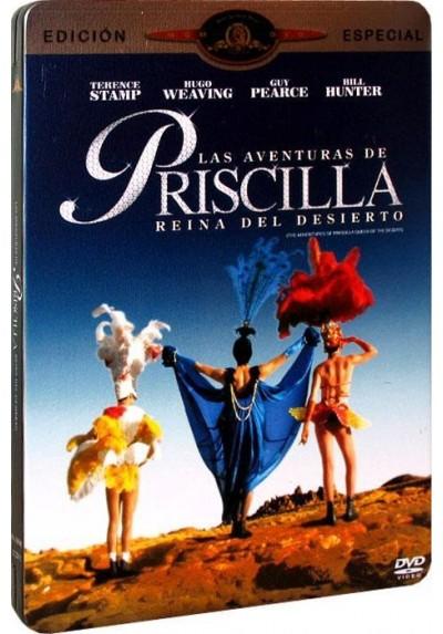 Las Aventuras de Priscilla, Reina del Desierto - Estuche Metálico