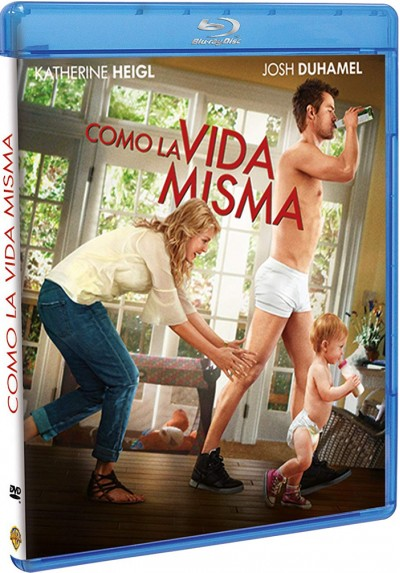 Como La Vida Misma (2010) (Blu-Ray) (Life As We Know It)