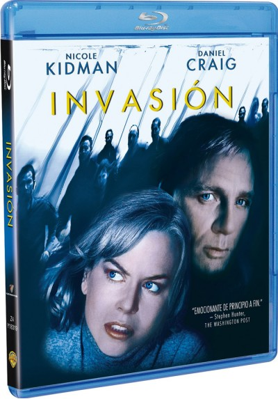 Invasión (2007) (Blu-Ray) (The Invasion)