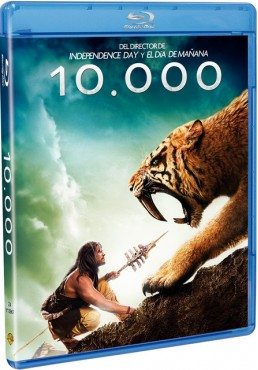10.000 (Blu-Ray) (10.000 B.C.)