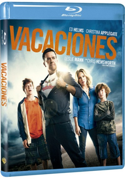 Vacaciones (Blu-Ray) (Vacation)