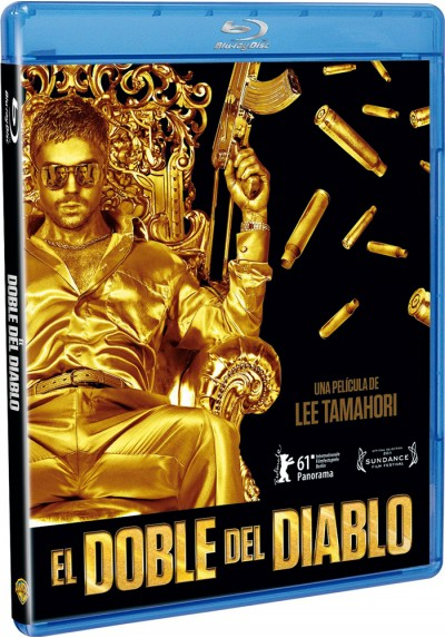 El Doble Del Diablo (Blu-Ray) (The Devil'S Double)