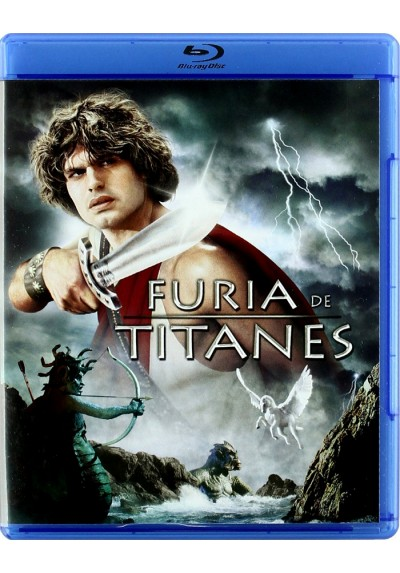 Furia De Titanes (1981) (Blu-Ray) (Clash Of The Titans)