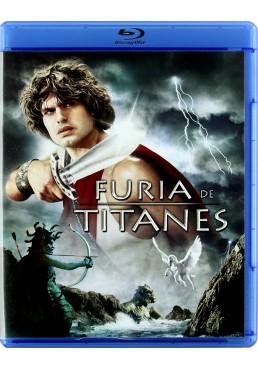 Furia De Titanes (1981) (Blu-Ray) (Clash Of The Titans)