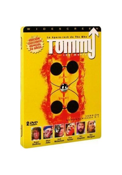Tommy: The Movie, Edición Especial 30 Aniversario - Estuche Metálico (Tommy)