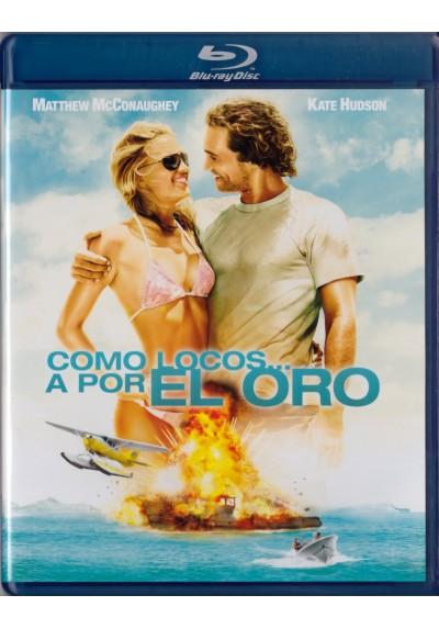 Como Locos A Por El Oro (Blu-Ray) (Fool´s Gold)