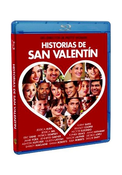 Historias De San Valentín (Blu-Ray) (Valentine´s Day)