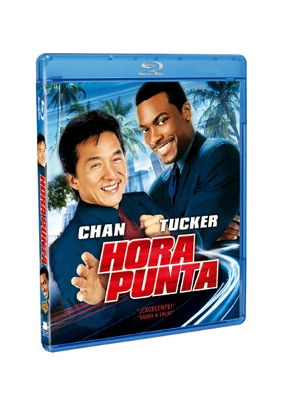 Hora Punta (Blu-Ray) (Rush Hour)
