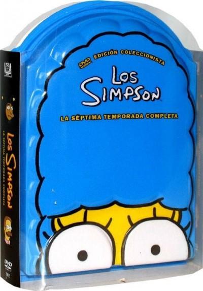 Los Simpson Séptima Temporada - Edición Coleccionista