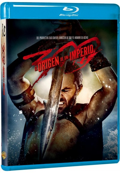 300: El Origen De Un Imperio (Blu-Ray) (300: Rise Of An Empire)
