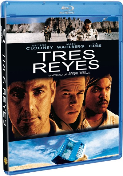 Tres Reyes (Blu-Ray) (Three Kings)