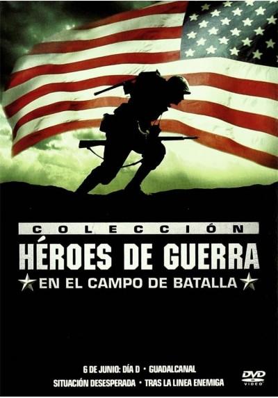 Colección Héroes de Guerra: En el Campo de Batalla