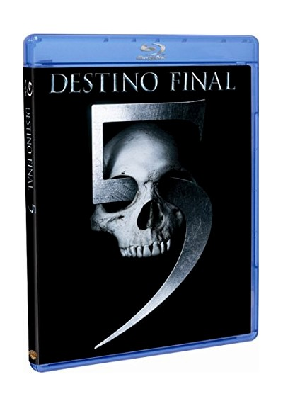 Destino Final 5 (Blu-Ray) (Final Destination 5)