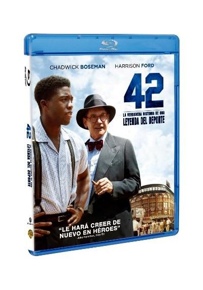 42: La Verdadera Historia (Blu-Ray)