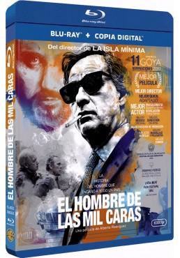 El Hombre De Las Mil Caras (Blu-Ray + Copia Digital)
