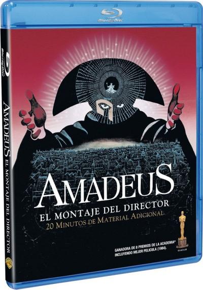 Amadeus: El Montaje Del Director (Blu-Ray)