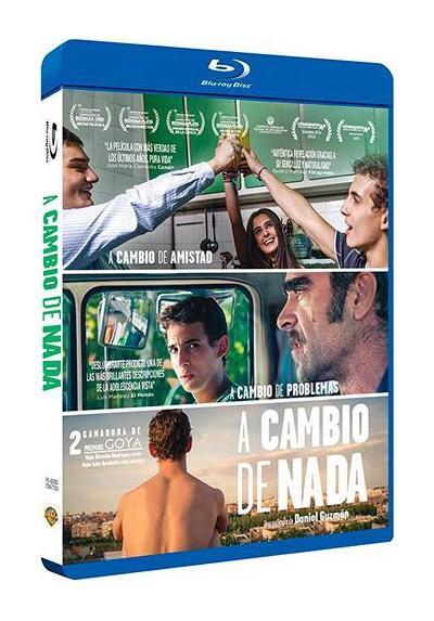 A Cambio De Nada (Blu-Ray)