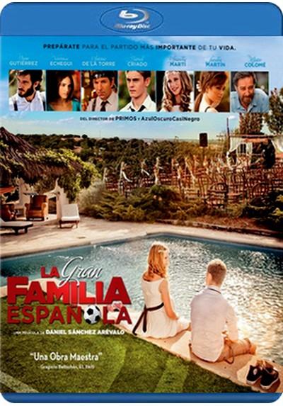 La Gran Familia Española (Blu-Ray)