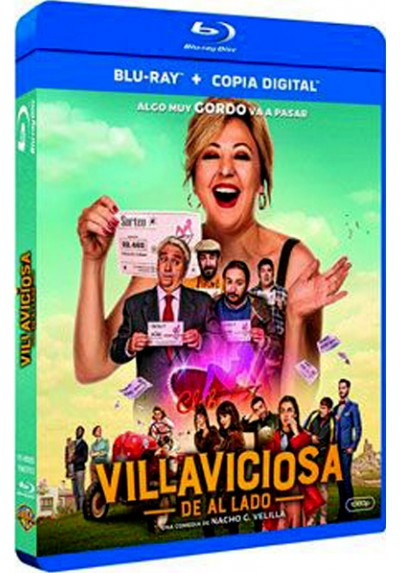 Villaviciosa De Al Lado (Blu-Ray + Copia Digital)