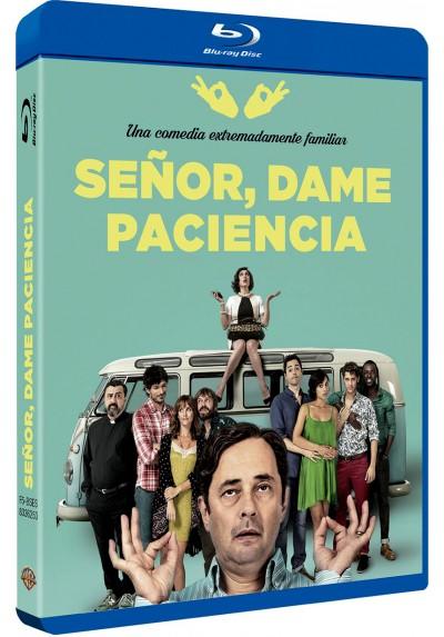 Señor, Dame Paciencia (Blu-Ray