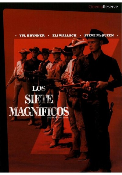 Los Siete Magníficos - Cinema Reserve (The Magnificent Seven)