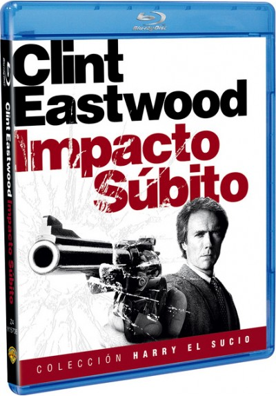 Impacto Súbito (Blu-Ray) (Sudden Impact)