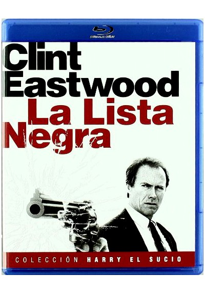 La Lista Negra (Blu-Ray) (The Dead Pool)