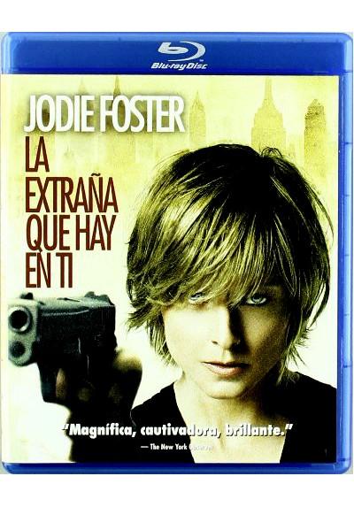 La Extraña Que Hay En Tí (Blu-Ray) (The Brave One)