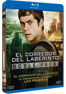 El Corredor Del Laberinto / El Corredor Del Laberinto : Las Pruebas (Blu-Ray)