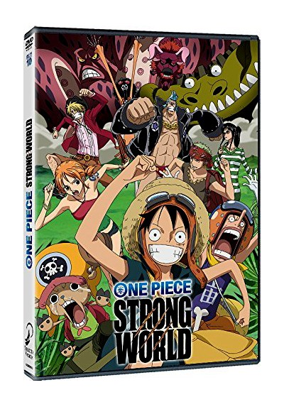 One Piece: Strong World (Wan Pisu Firumu: Sutorongu Warudo)